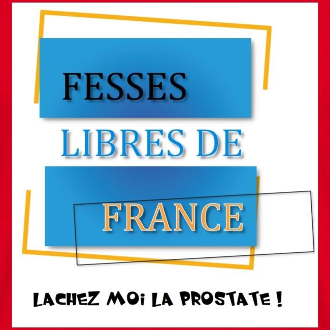Fesses libres de France