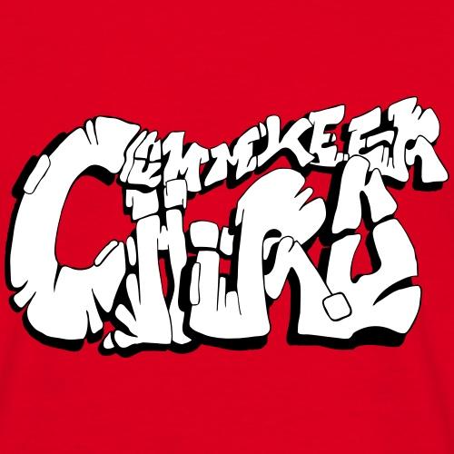 Chiro Ommekeer Oud-leiding - Mannen T-shirt