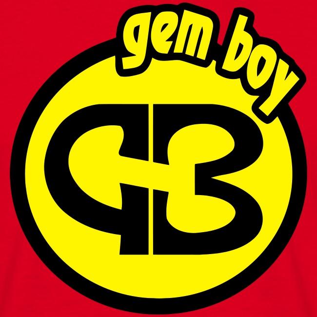 Gem Boy logo tondo