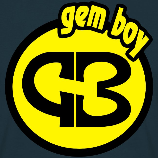Gem Boy logo tondo