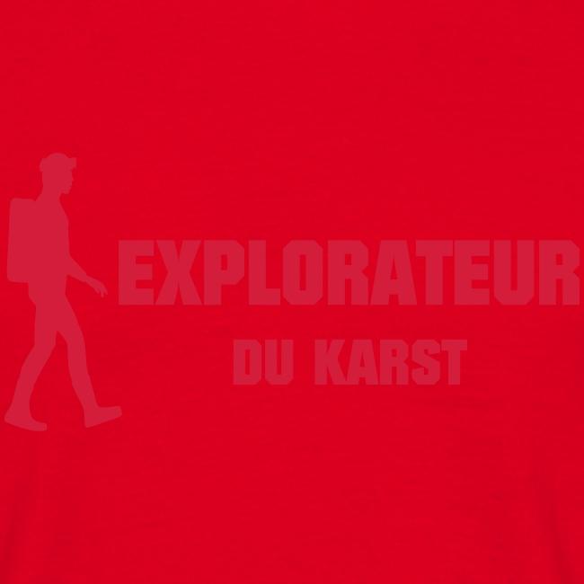 explorateur du karst