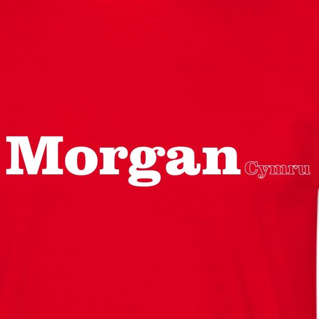 morgan cymru white