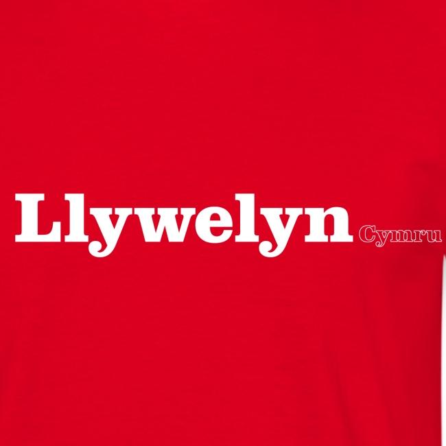 llywelyn cymru white