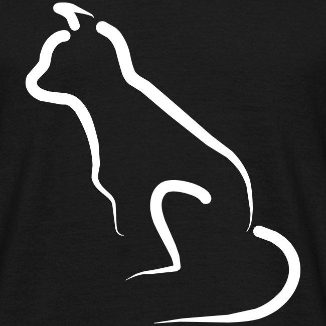 katten silhoutte
