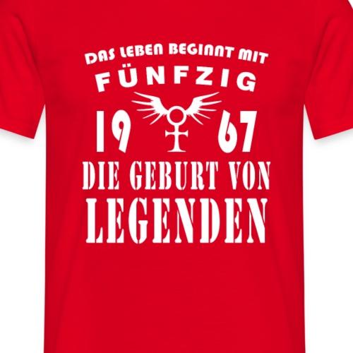 Legenden - Männer T-Shirt