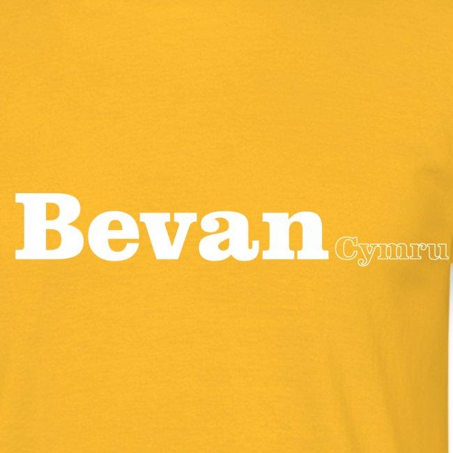 bevan cymru white
