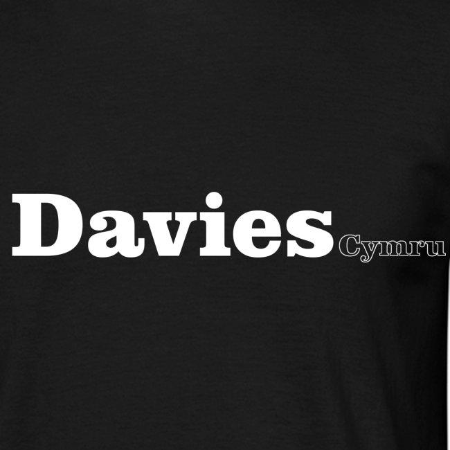 davies cymru white