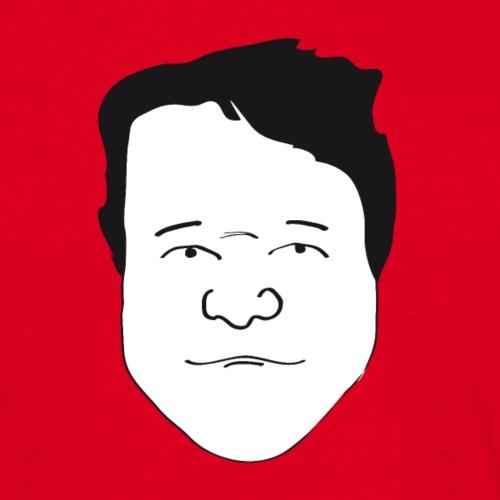 Cartoon Friedemann - Männer T-Shirt