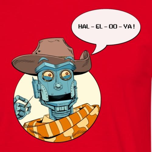 Hallelujah Robot