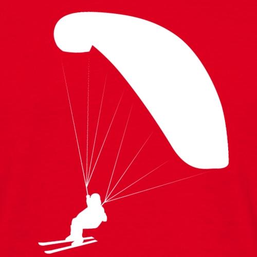 Speedflying Speedriding Paragliding - Männer T-Shirt
