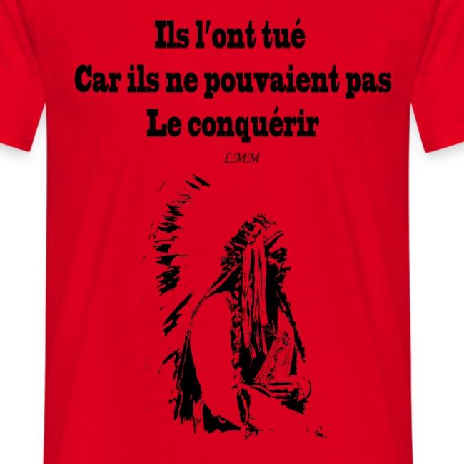 Crazy Horse maxi black png