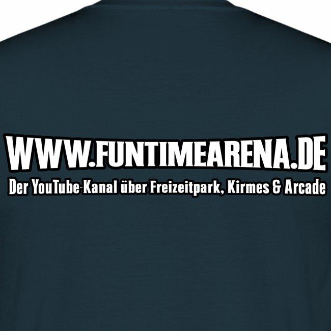 FunTime Logo Weißer text
