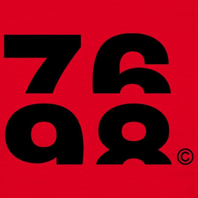 Numbers (Black)