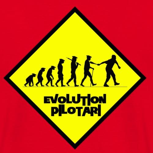 Evolution Pilotari V3 - T-shirt Homme