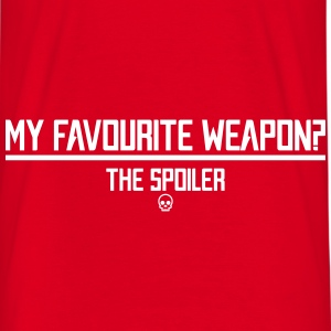 Favourite Weapon - Men's T-Shirt