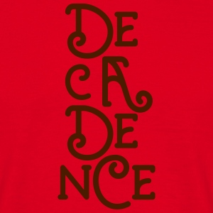 Club Decadence - Athens Greece - Men's T-Shirt
