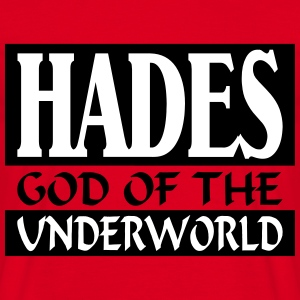 Hades _-_ God_Of_The_Underworld - Mannen T-shirt