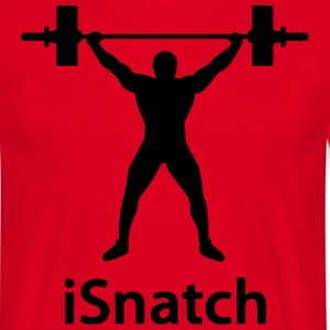 iSnatch - T-shirt Homme