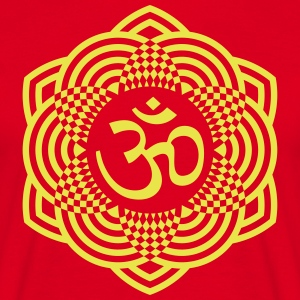 om mantra - Men's T-Shirt