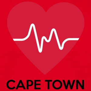Heart Cape Town - Men's T-Shirt