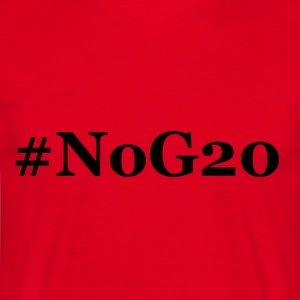 # NoG20 - T-shirt herr
