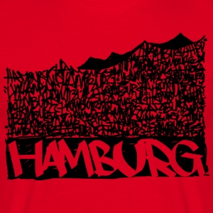 Hamburg Music Hall - Black - Männer T-Shirt