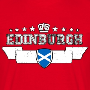 Edinburgh - Mannen T-shirt