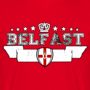 Belfast - Men's T-Shirt