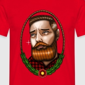 BeardMan - T-shirt Homme