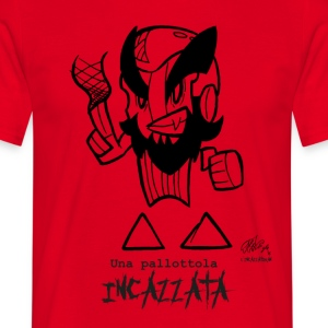 INCAZZATOMAN 2 - Men's T-Shirt