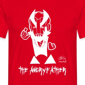DIE ANGRYFATHER - Männer T-Shirt
