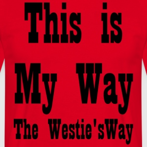 This is My Way - Men's T-Shirt