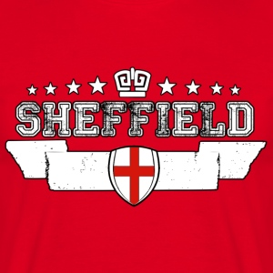 Sheffield - Men's T-Shirt
