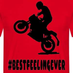 BEST_FEELING_2 - Männer T-Shirt