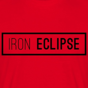 Iron Elcipse - Men's T-Shirt