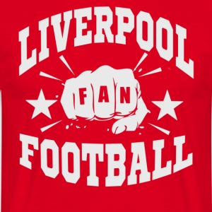 Liverpool_Fan - T-skjorte for menn