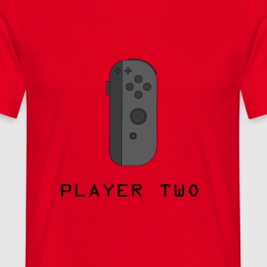 ¿Ready Player Two? - T-shirt herr