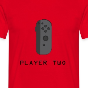 ¿Ready Player Two? - Herre-T-shirt