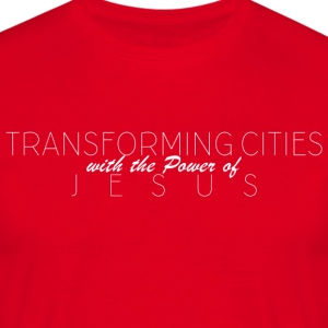 TransformingCities - Camiseta hombre