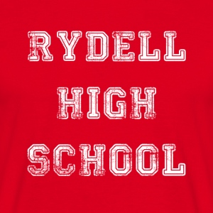 Ridell Lycée - T-shirt Homme