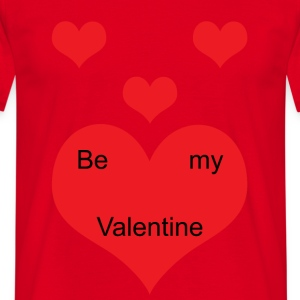 Be_My_Valentine - T-shirt Homme