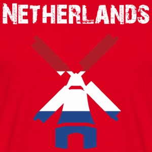 Nation design Netherlands - Men's T-Shirt