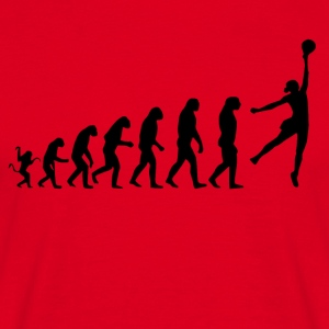 basket evolution - T-shirt herr