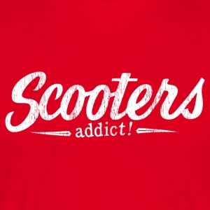 Scooters addict ! - T-shirt Homme