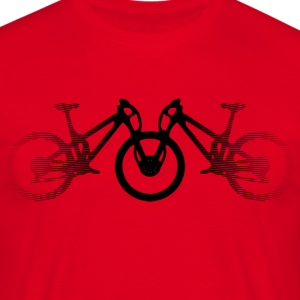 mountain bikes - Men's T-Shirt