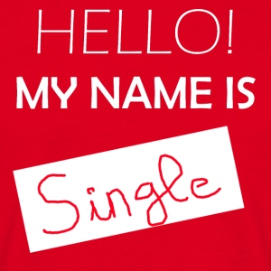 My Name Is Simple - T-shirt Homme