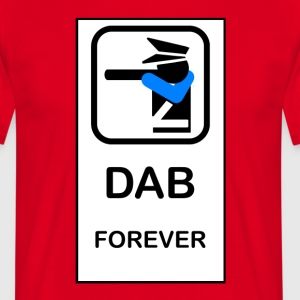 DAB POLICE - Herre-T-shirt
