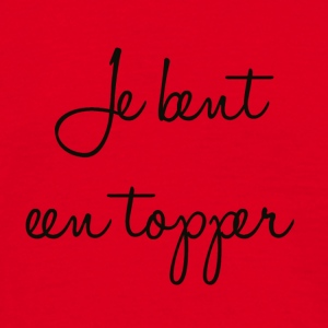 jebenteentopper - T-skjorte for menn
