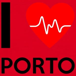 I Love Porto - I love Porto - Men's T-Shirt