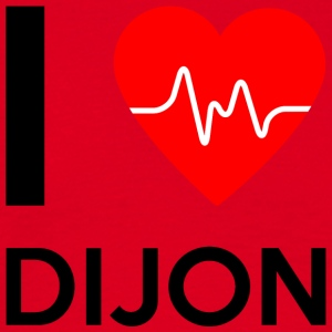 I Love Dijon - I love Dijon - Men's T-Shirt